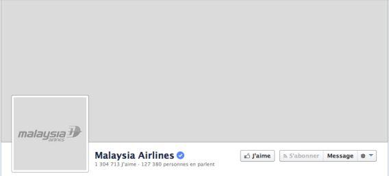 Analyse de la communication de crise de Malaysia Airlines