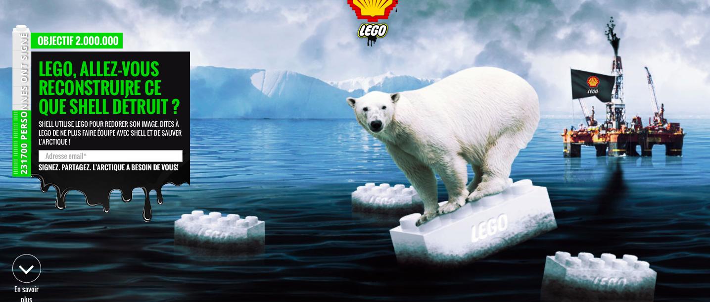 Analyse de la crise Lego ( #BlockShell)