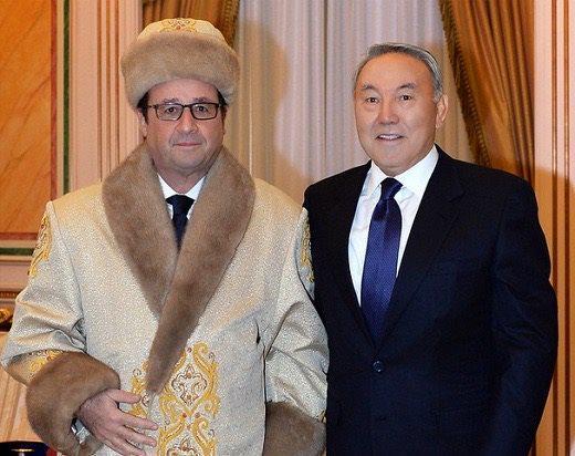 HollandeKazhak