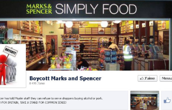 Mark & Spencer