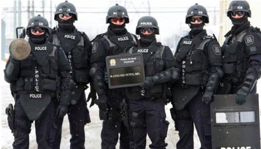 Police de Laval