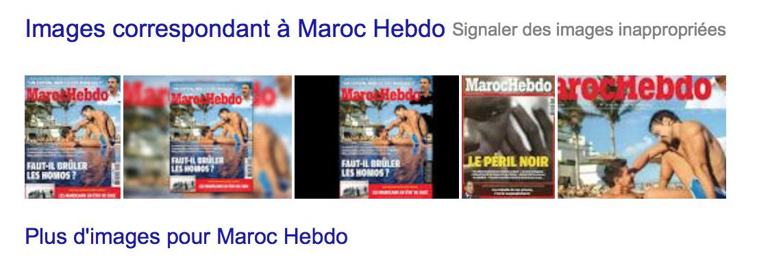 E-réputation Maroc Hebdo