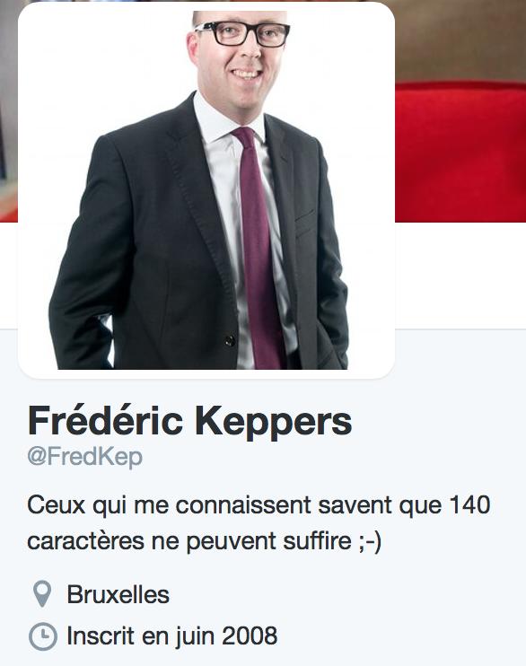 Frédéric Keppers