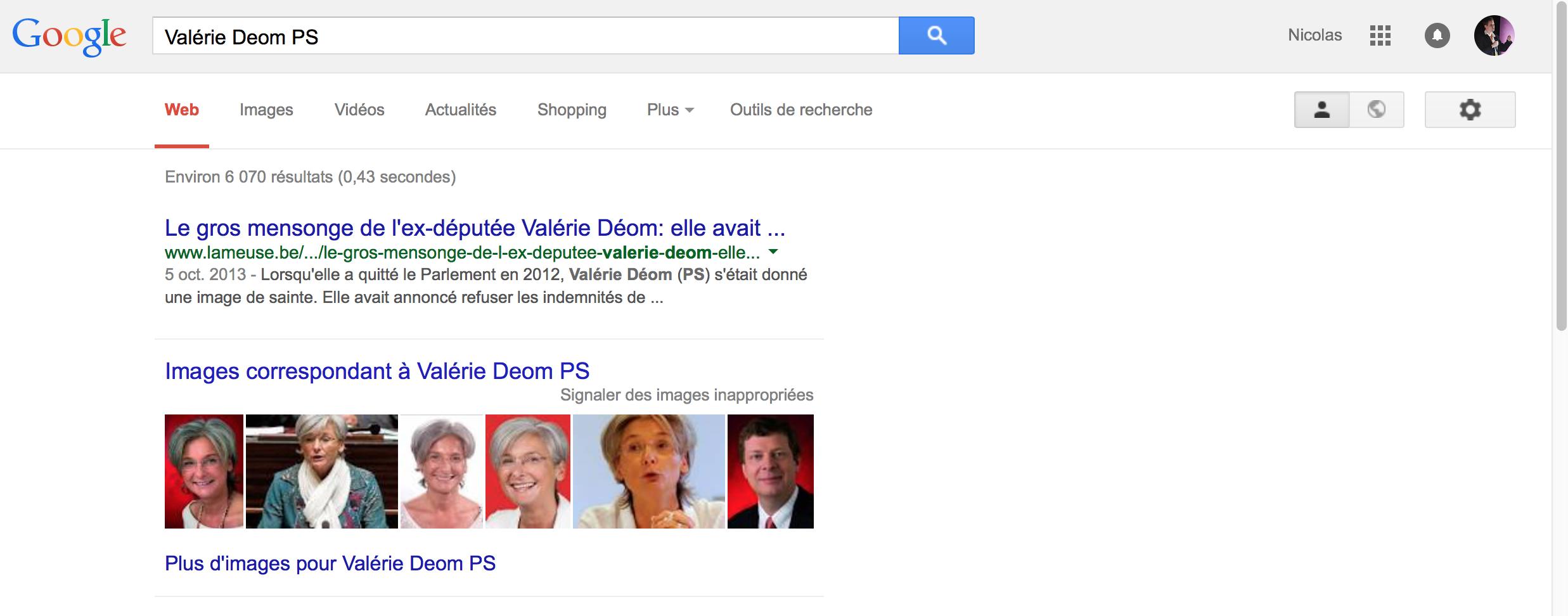 Valérie Deom