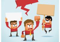 #Libéracisme , #Dilcragate : les manifestations 2.0 ? On y est !