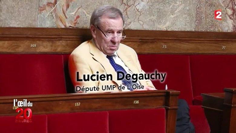 Lucien Degauchy