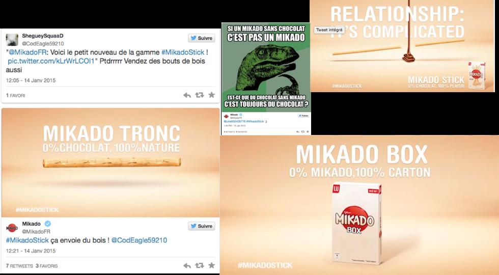 Mikado Stick