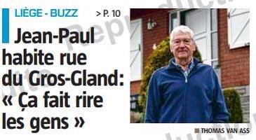 Gros-Gland Sudpresse