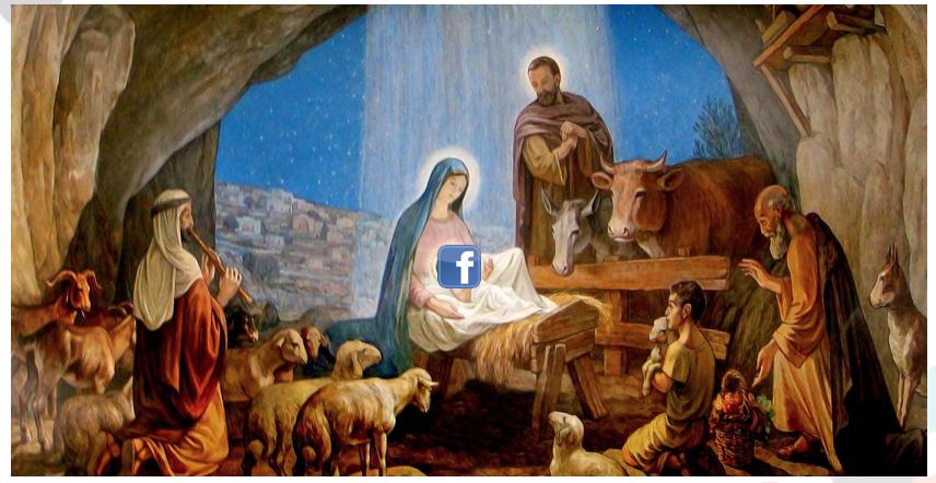 Facebook création petit jesus