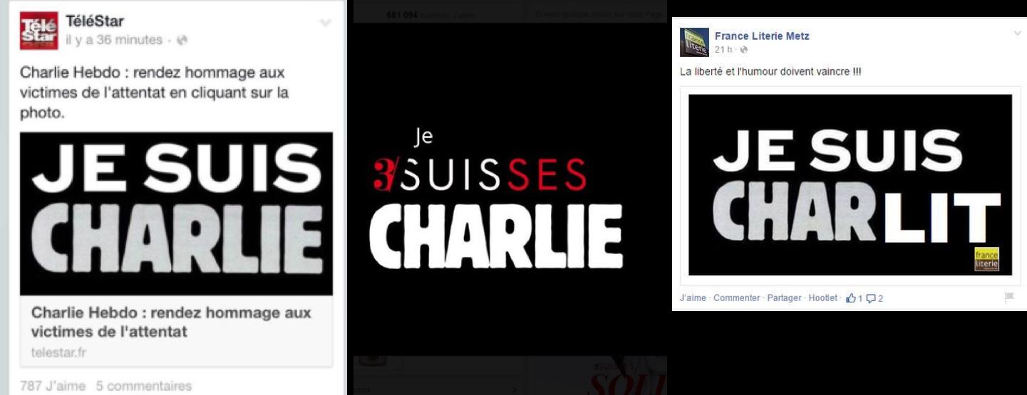 JeSuisCharlie marque bad buzz