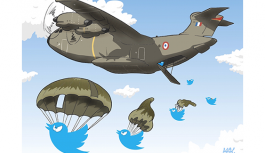 Quelle forme prend la propagande des Etats sur les réseaux sociaux ?