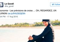 Comment s'est propagée la polémique du Burkini sur les réseaux sociaux ?