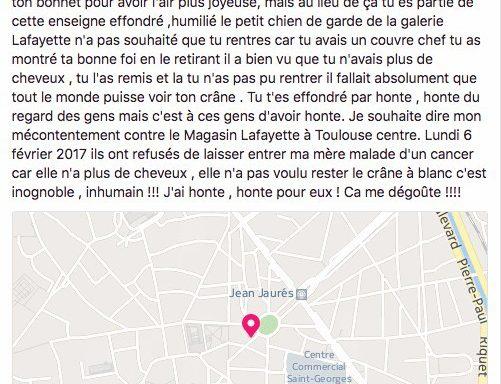 Galerie Lafayette de Toulouse