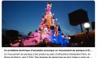 Comment le mouvement de foule de DisneyLand Paris s'est propagé sur les espaces numériques ?